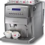 Aufbau der Espressomaschine