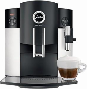 Jura Espressomaschinen