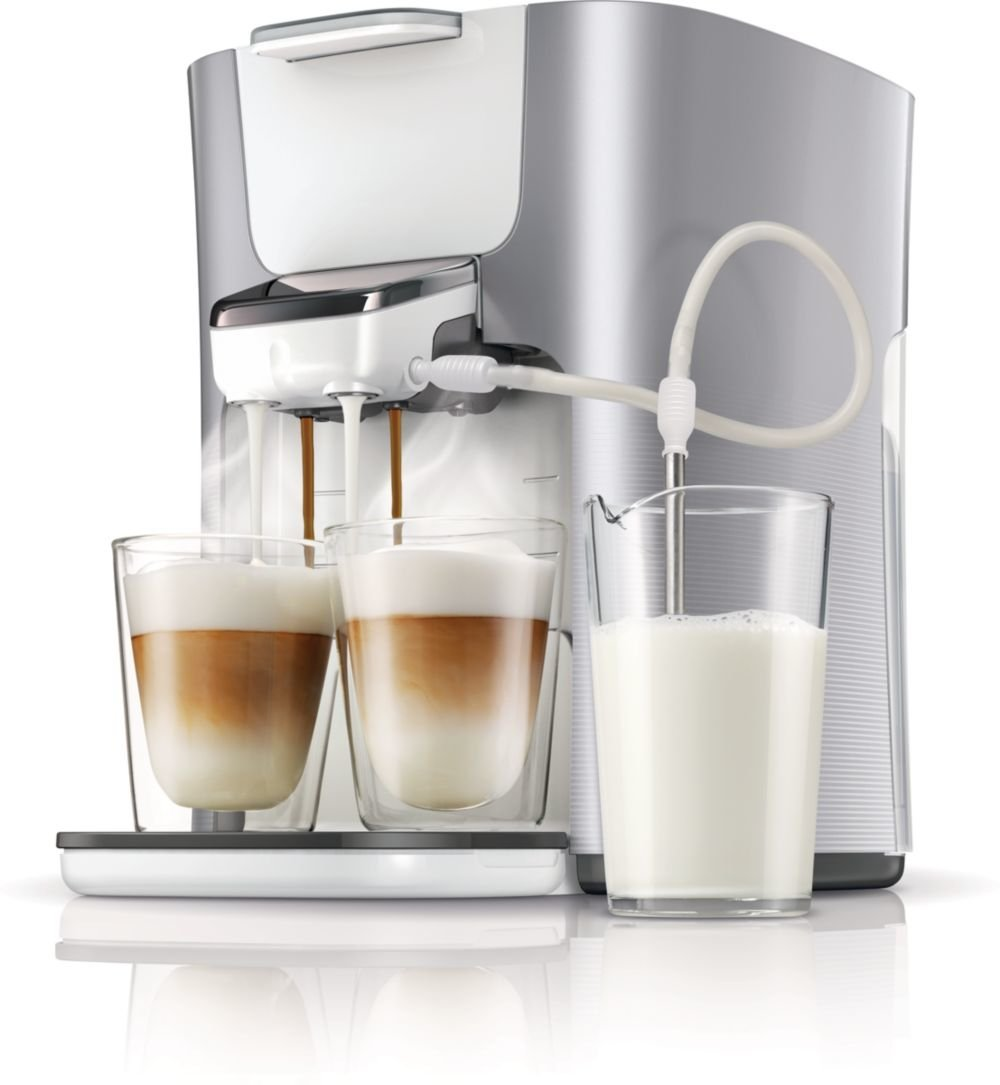 latte macchiato maschine test vergleich top 10 im. Black Bedroom Furniture Sets. Home Design Ideas