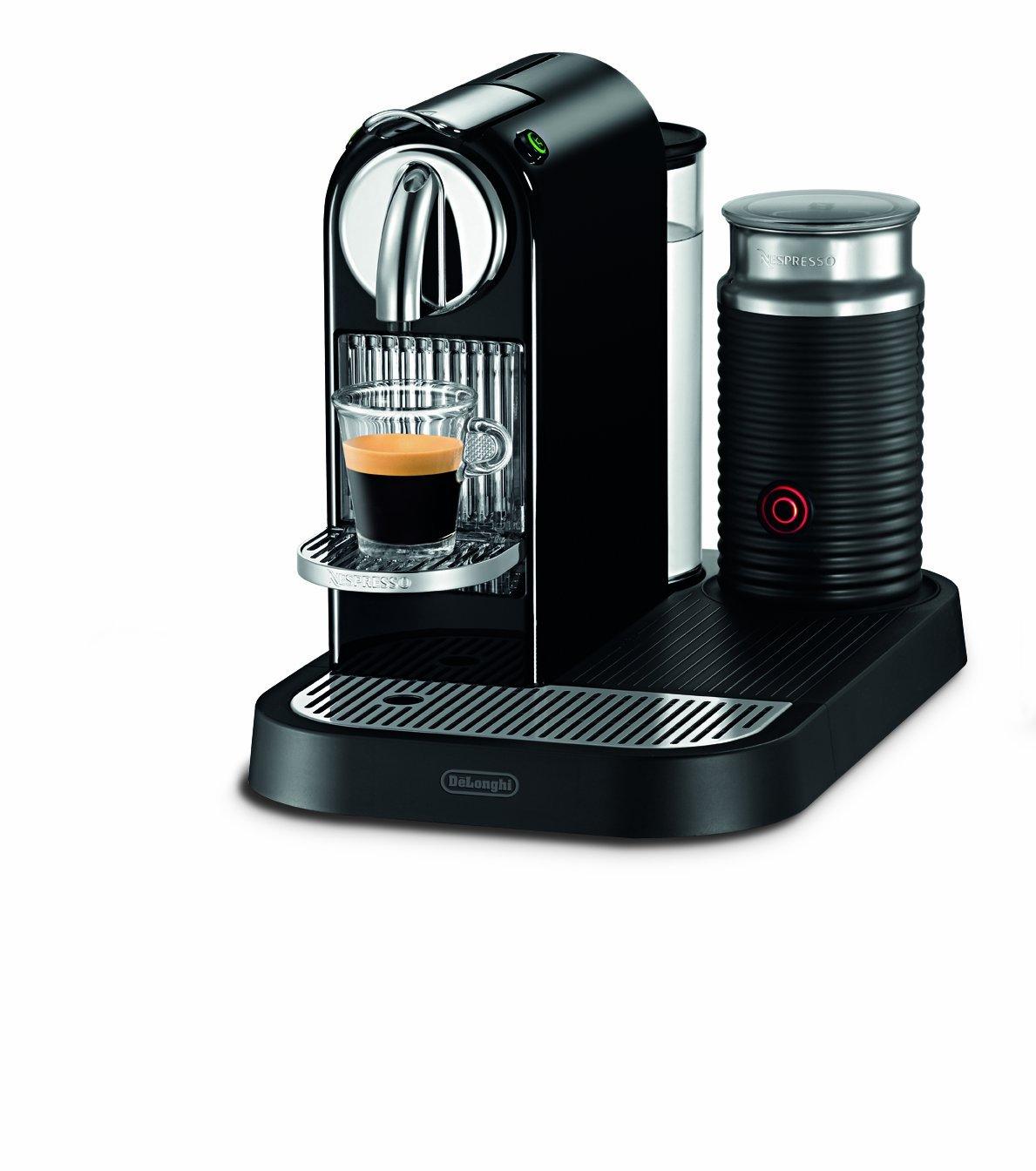 Test Nespresso Maschinen