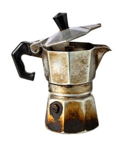 Espressomaschinen richtig reinigen