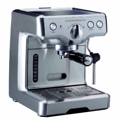 Gastroback 42609 Design Espresso Maschine Advanced