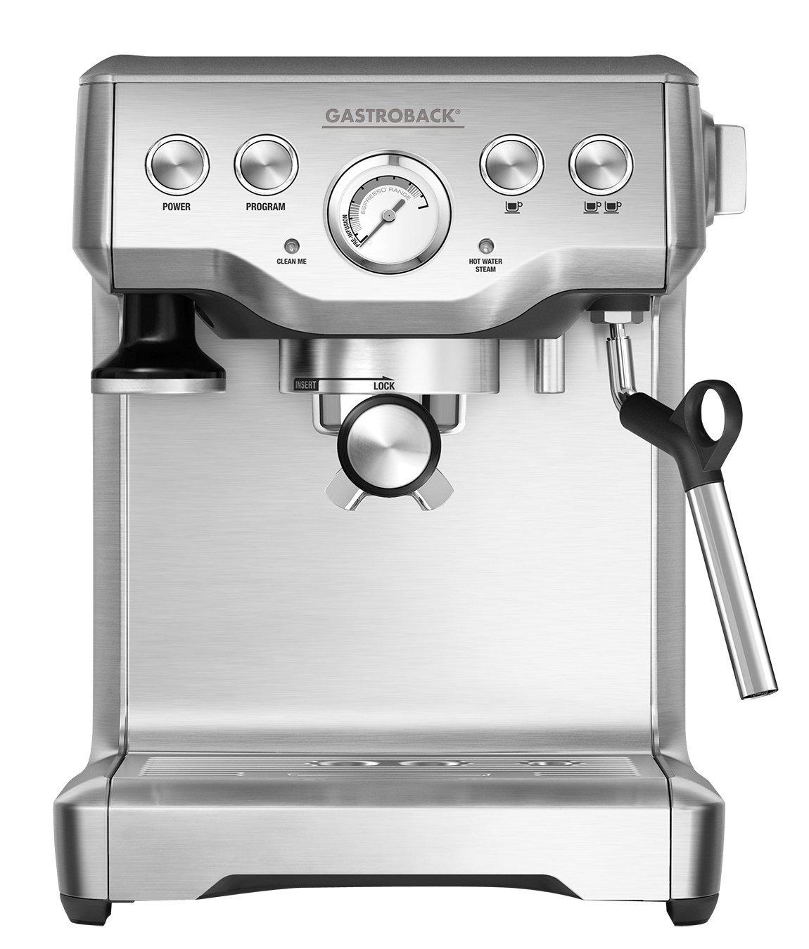 Gastroback 42611 Design Espresso Advanced Plus