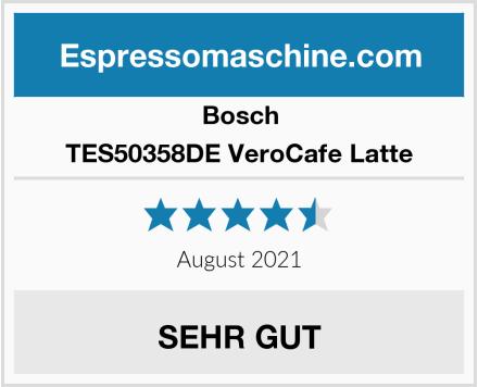 Bosch TES50358DE VeroCafe Latte Test