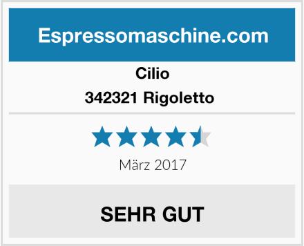 Cilio 342321 Rigoletto  Test