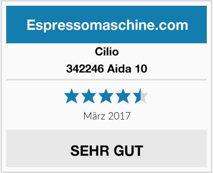 Cilio 342246 Aida 10 Test