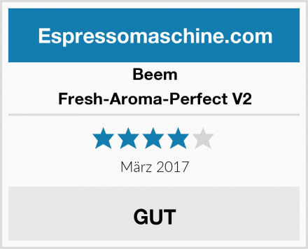 Beem Fresh-Aroma-Perfect V2 Test