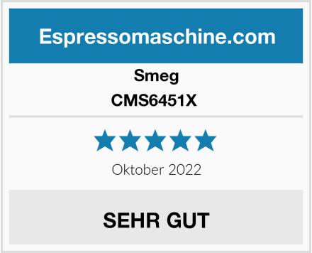 Smeg CMS6451X  Test