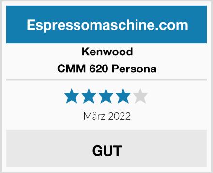 Kenwood CMM 620 Persona Test