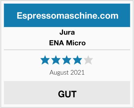 Jura ENA Micro Test