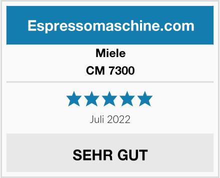 Miele CM 7300 Test
