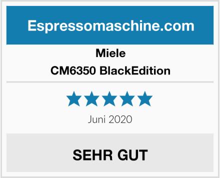 Miele CM6350 BlackEdition Test