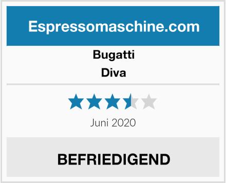Bugatti Diva Test