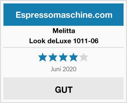 Melitta Look deLuxe 1011-06 Test