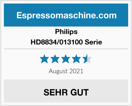 Philips HD8834/013100 Serie Test
