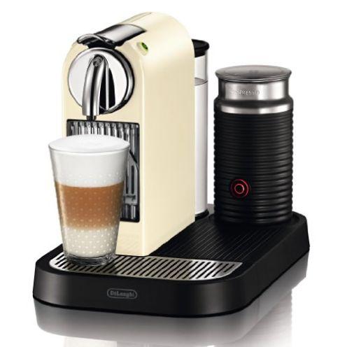 DeLonghi EN 266.CWAE Nespresso Citiz