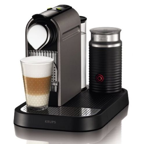 Krups XN 730T Nespresso New CitiZ&milk