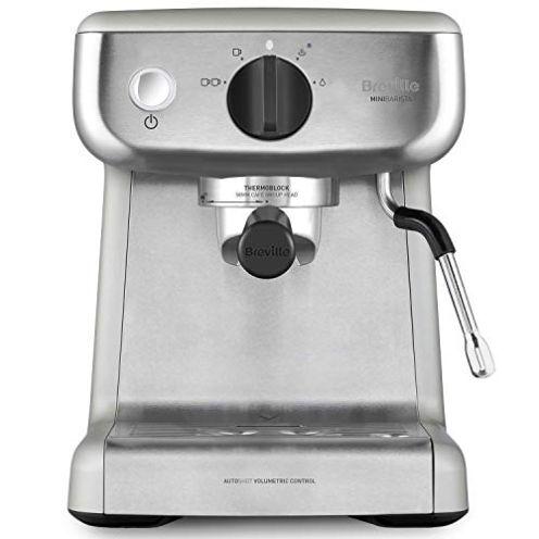 Breville Barista Mini für Espresso, Latte & Cappuccino