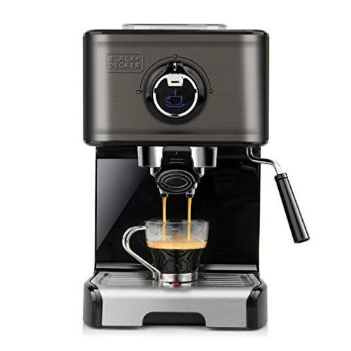 Black+Decker BXCO1200E Espressomaschine